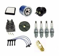 Tune Up Ignition Kit For Honda Civic 1.5 L4 1988-1991