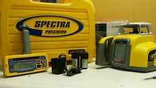 Trimble Spectra Precision LL300N HL450 & RECHARGABLE BATTERIES TRIPOD & ROD