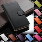 iPhone 6S, 6 & 6 Plus Case for Apple -Genuine Leather Wallet Flip Cover