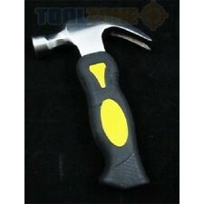 10oz New Quality Magnetic Head Stubby Steel Claw Hammer Cushion Soft Grip Tool