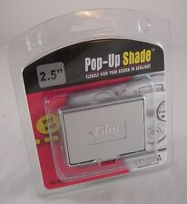 "LCD Pop-Up Shade & Screen Protector by Delkin for 2.5"" Digital Camera Display"