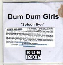(CS911) Dum Dum Girls, Bedroom Eyes - DJ CD