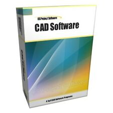 CAD 3D Auto Product Design Architecture Computer Software Program