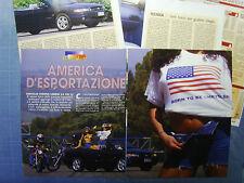 AUTO997-RITAGLIO/CLIPPING/NEWS-1997-CHRYSLER STRATUS CABRIO 2.0 16V LX-5 fogli