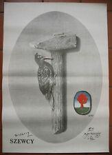 Szewcy, Witkacy/ Witkiewicz - Polish Theater Poster - Stankiewicz