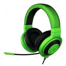 Razer Kraken Pro Stereo Gaming Headset Ohrumschließend 3,5 mm klinke - Grün