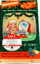 Nickelodeon Ren & Stimpy Have Yourself A Stinky Little Christmas Family Children
