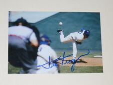 Kansas City Royals DICK DRAGO Signed 4x6 Photo MLB KC AUTOGRAPH