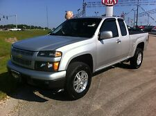 Chevrolet: Colorado 4WD Ext Cab