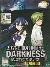 BRYNHILDR IN THE DARKNESS - TV SERIES DVD BOX SET (1-13 EPS-END)   BUY 1 FREE 1