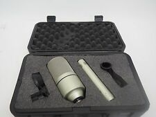 MXL 990 & 991 CONDENSOR MICROPHONES w/ CLIPS IN TRAVEL CASE