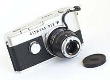 Olympus pen f medical-impeccable! - * très rare collector's modèle! *