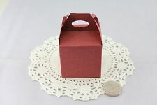 """50ea 2"""" Take out Gable Favor Boxes, Wedding Baby Shower Party Treat Candy Gift"""