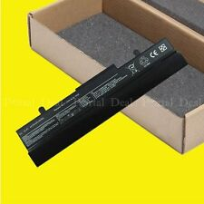 Laptop Battery For Asus Eee PC1005P 1005HA 1005PE PL32-1005 AL32-1005 Black