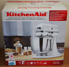 NEW KitchenAid Artisan Series 5 Qt Stand Mixer KSM150PS Aqua Sky Tilt Head