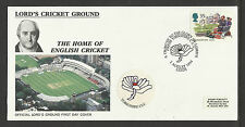 GB 1994 SUMMERTIME LORD'S CRICKET GROUND FDC Yorkshire Pictorial Postmark