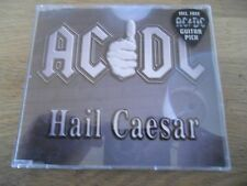 AC/CD HAIL CAESAR / WHISKEY ON THE ROCKS / WHOLE LOTTA ROSIE 3 TRACKS 1995 CD