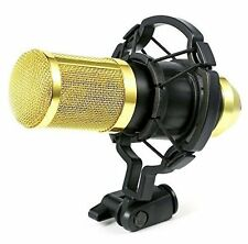 Broadcast Microphone Home Recording Studio Equipment Gaming Video Chat Voice