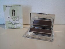 CLINIQUE - ALL ABOUT SHADOW SOFT MATTE - ombre a poupieres  AX chocolate covered