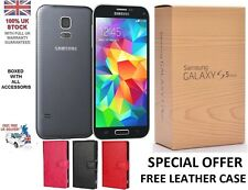 Brand New Samsung Galaxy S5 Mini Black G800F 4G 16GB Unlocked 2 YEAR WARRANTY