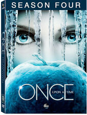 Once Upon A Time: Complete Fourth Season - 5 DISC SET (2015, REGION 1 DVD New)