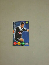 Trading cards carte panini FOOT 2010 ADRENALYN XL GOURCUFF GIRONDINS BORDEAUX
