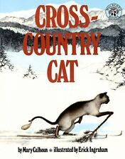 Cross-Country Cat-ExLibrary