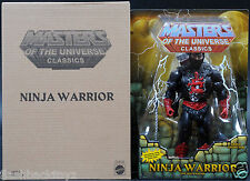 2015 MOTU Ninjor Ninja Warrior MOTUC Masters of the Universe Classics MOC