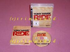 PS3 _ Tony Hawk Ride _ Erstausgabe TOP-Zustand _Über 1000 weitere Spiele im SHOP