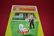 Jacobsen 4 Blade Rotary Mower With 4 Cycle Engines Dealers Brochure DCPA