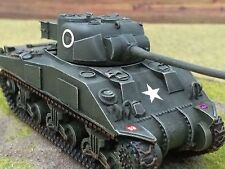1/56 28mm DPS painted WW2 Bolt Action Allied British Sherman Firefly Tank T126