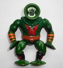 Figurine vintage Maîtres de l'univers MOTU Mattel 1984 Leech sans arme