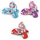 URBAN BEACH NECTAR GIRLS FLIP FLOPS 10,11,12,13,1,2, beach sandals, holiday