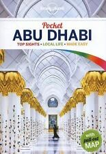 Travel Guide: Lonely Planet Pocket Abu Dhabi by Jenny Walker and Lonely...