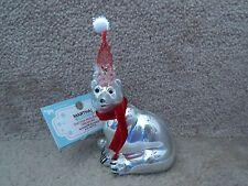 Martha Stewart Plastic Ornament - Polar Bear