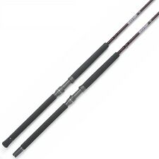 St. Croix Mojo Salt Conventional Rod 6'6, Med, 1pc (MSWC66MF)