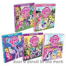 My Little Pony Friendship is Magic TV Series Complete Season 1 2 3 4 + UNCUT DVD