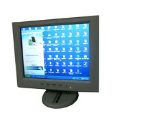 "10.4"" inch LCD monitor with VGA input for desktop Computer POS car without touch"