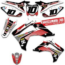 2013 2014 2015 CRF 110 GRAPHICS KIT CRF110 MOTOCROSS SUPERCROSS MX DECALS 21 MIL