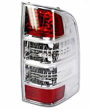 Chrome Rear tail back Light Ford Ranger Thunder lamp O/S 2007+ right hand UK New