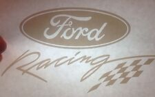 Ford Racing decal, sticker ,truck,4x4, Car,
