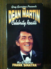 The Dean Martin Celebrity Roasts on VHS by Greg Garrison store#2659