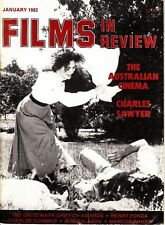 Films In Review January 1982 Australian Cinema Charles Sawyer Henry Fonda
