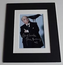 Toby Jones Signed Autograph 10x8 photo mount display Film Alfred Hitchcock & COA