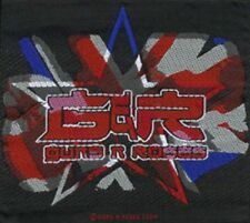 "Guns 'n' Roses "" England Flag "" Patch/Aufnäher 600793 #"