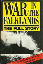 War in the Falklands The Full Story Hardcover 1982