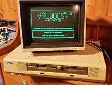 EPSON QX-16 Computer - RARE, TESTED & WORKING!