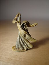 Ghost Metal Miniature, Painted Glow In Dark, D&D Dungeons Dragons Citadel Undead