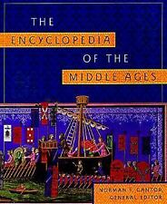 The Encyclopedia of the Middle Ages  Hardcover