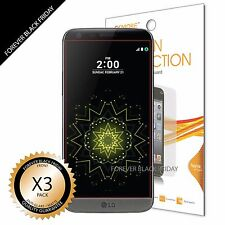 LG G5 Screen Protector 3x Anti-Glare Matte Cover Film Guard Shield Saver